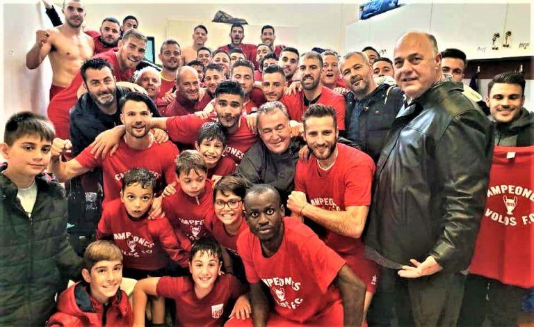 ΠΑΕ Βόλος Νέος Ποδοσφαιρικός Σύλλογος: ΚΑ-ΜΠΕΟ-ΝΕΣ! | tovima.gr