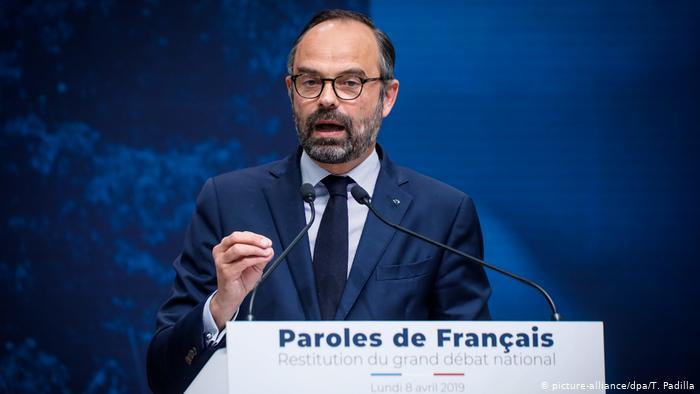 Γαλλία: Απολογισμός της Μεγάλης Εθνικής Συζήτησης | tovima.gr