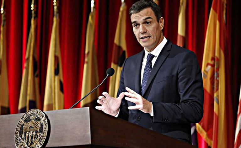 «Με προσβάλλει ο Γκουαρντιόλα όταν λέει ότι η Ισπανία είναι ένα αυταρχικό κράτος» | tovima.gr