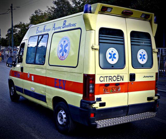 Σοκ στα Χανιά: 39χρονη μητέρα 3 παιδιών έπεσε από τον 2ο | tovima.gr