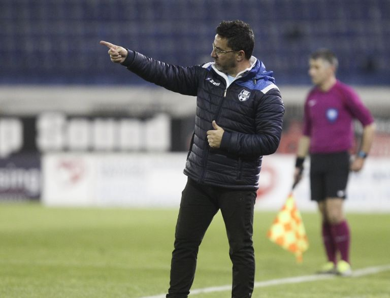 Βελέντζας: «Θέλουμε να επιστρέψουμε στη Superleague, αλλά όχι με παίκτες που έρχονται και φεύγουν» | tovima.gr