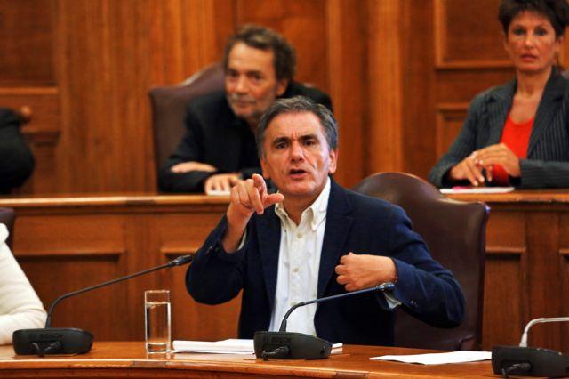Τσακαλώτος: Βλέπει την ήττα του ΣΥΡΙΖΑ και ετοιμάζεται; | tovima.gr