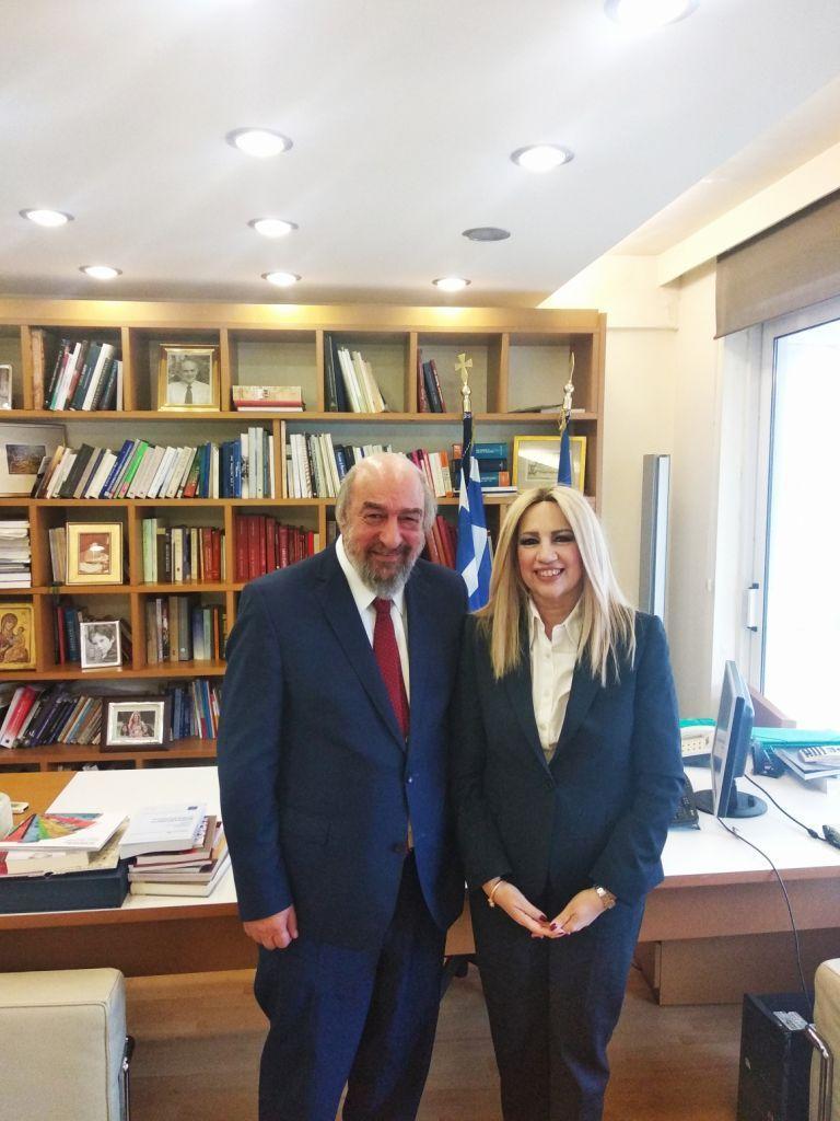 Ο Νικητιάδης υποψήφιος ευρωβουλευτής | tovima.gr