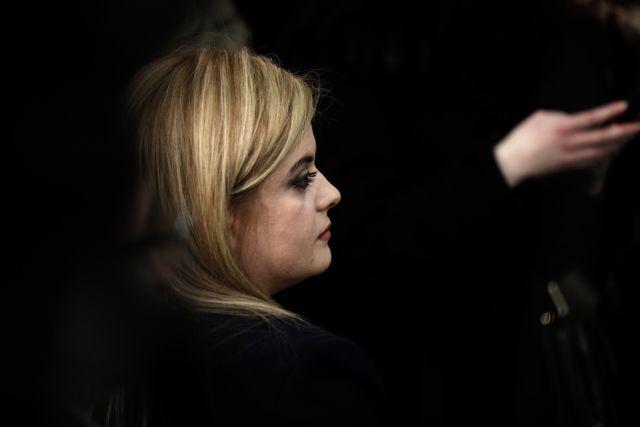 Γιατί η Ελευθερία Χατζηγεωργίου άφησε στη μέση την ομιλία της και αποχώρησε | tovima.gr