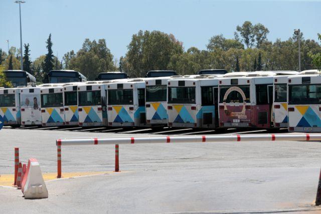 750 λεωφορεία αντιρρυπαντικής τεχνολογίας σε Αθήνα-Θεσσαλονίκη   tovima.gr