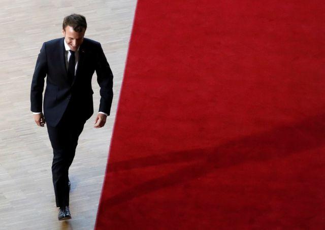 Μακρόν: Δεν υπάρχει κάτι δεδομένο για το Brexit | tovima.gr
