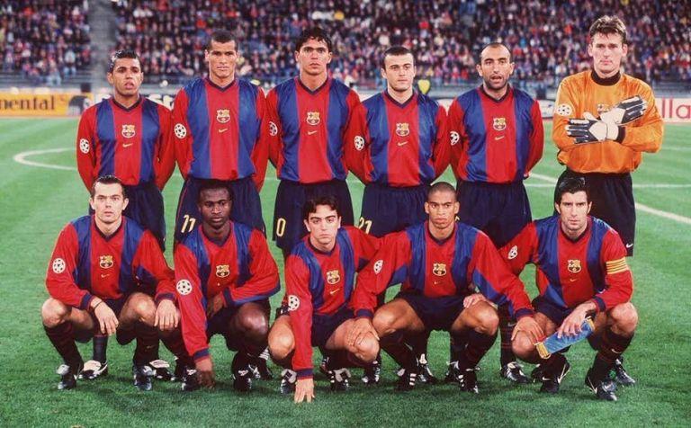 Μπαρτσελόνα: Η θρυλική φανέλα της σεζόν 1998-1999 επιστρέφει! | tovima.gr