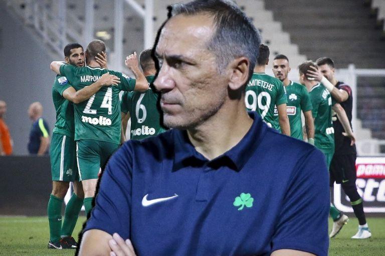 Παναθηναϊκός: Επιστροφή στις προπονήσεις με προβλήματα   tovima.gr