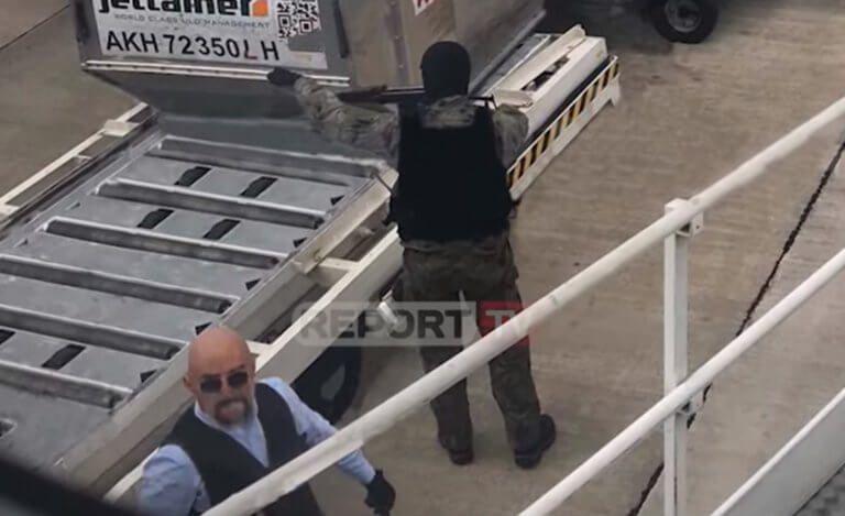 Εικόνες σοκ από τον νεκρό αλβανό δραπέτη των Φυλακών Τρικάλων | tovima.gr