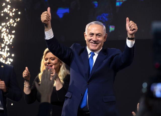 Ισραήλ: Προς 5η θητεία ο Νετανιάχου | tovima.gr