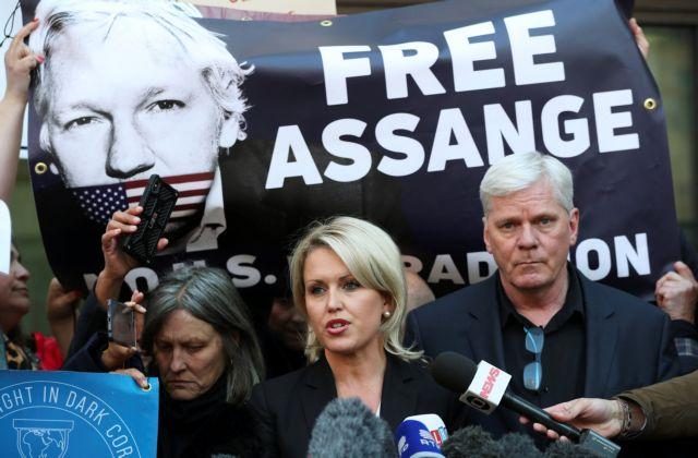 Ασάνζ: Οι ΗΠΑ ήθελαν τη σύλληψή του Mr. Wikileaks | tovima.gr