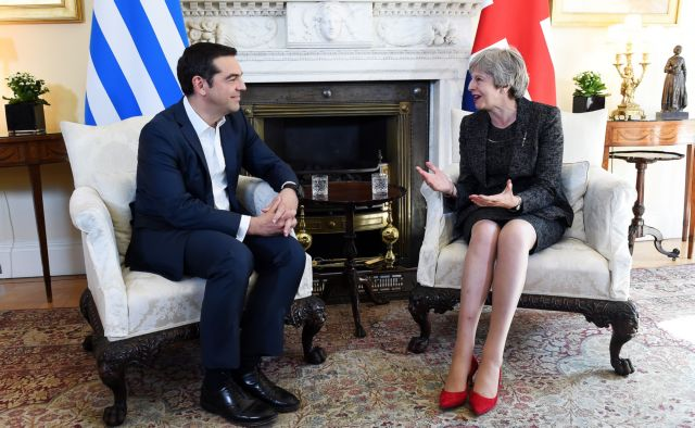Tsipras: The expert on reversing referendum results says Brexit can be stopped | tovima.gr