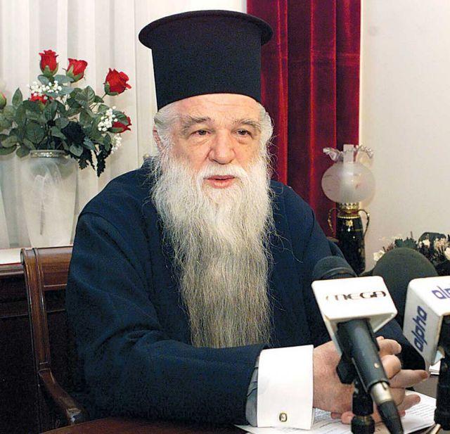 Προκαλεί ο Αμβρόσιος: Η Εκκλησία θα στηρίξει Κουρουμπλή | tovima.gr