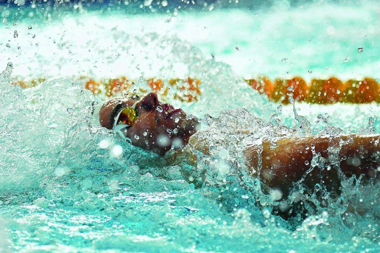 Απόστολος Χρήστου: Κολυμπώντας προς το Τόκιο | tovima.gr