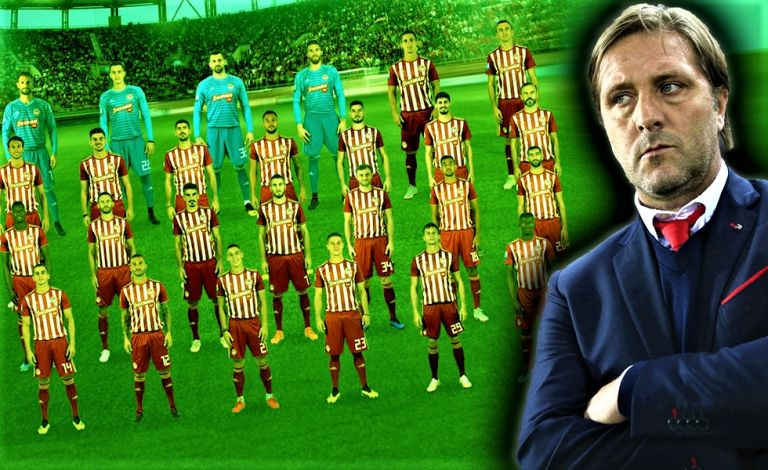 Ο Μαρτίνς έδωσε τη λίστα με τους παίκτες που θέλει στον Ολυμπιακό | tovima.gr
