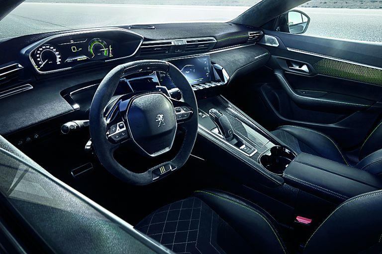 Peugeot 508 Sport Engineered | tovima.gr