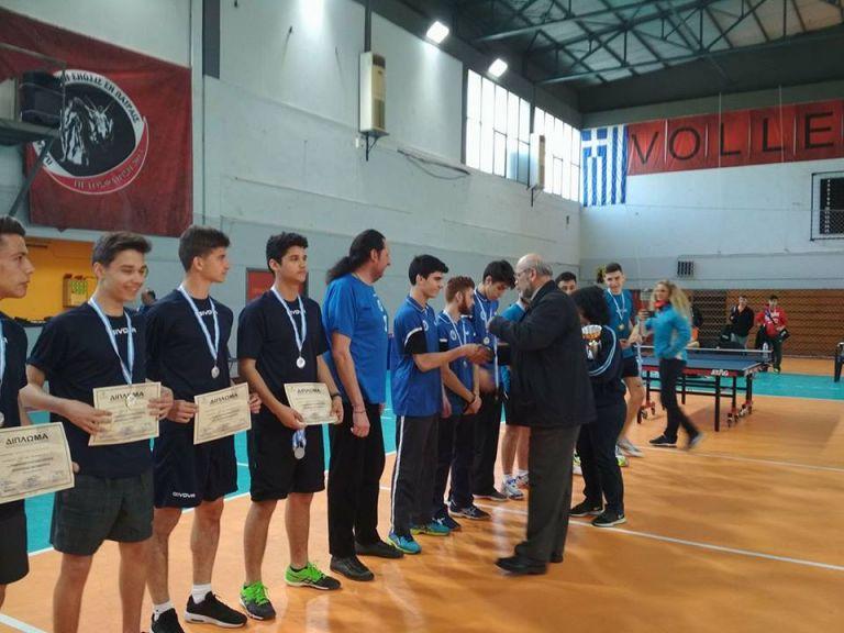 Πινγκ πονγκ: Την Παρασκευή στο Δερβένι το Πανελλήνιο σχολικό πρωτάθλημα Λυκείων | tovima.gr