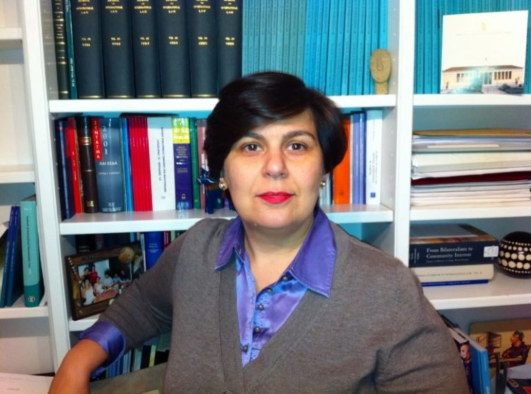Νέα πρόεδρος της Εθνικής Επιτροπής για τα Δικαιώματα του Ανθρώπου, η Μαρία Γαβουνέλη | tovima.gr