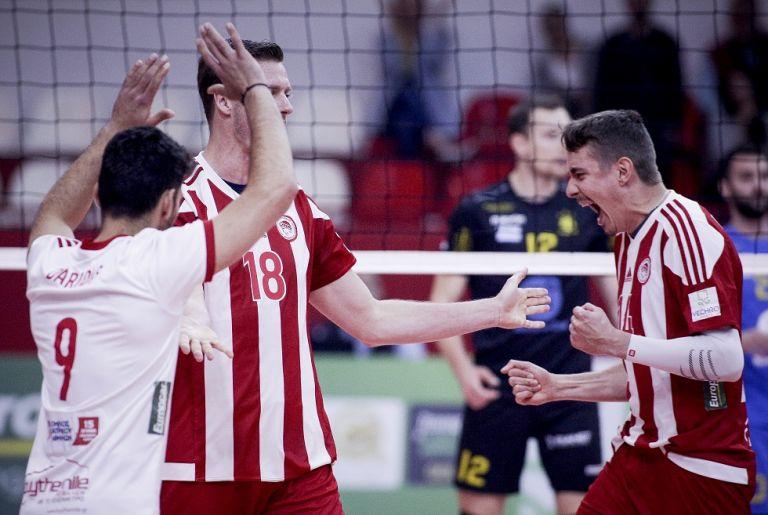Volley League : Πάνοπλος ο Ολυμπιακός για το πρώτο βήμα | tovima.gr