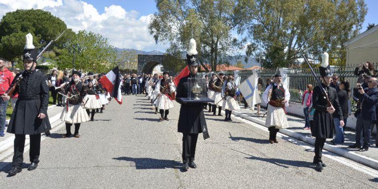Μοναδικές στιγμές: Η καρδιά του Αλέξανδρου Υψηλάντη στο Μεσολόγγι | tovima.gr