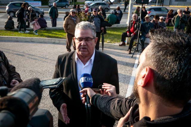 Κουτσούμπας: Να δυναμώσει η πάλη ενάντια σε ΝΑΤΟ και ΕΕ | tovima.gr