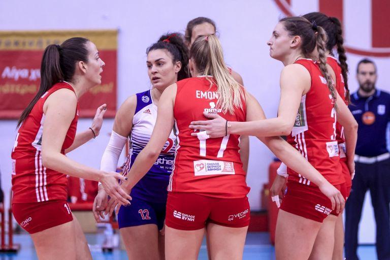 Θέτιδα Βούλας – Ολυμπιακός 0-3 | tovima.gr
