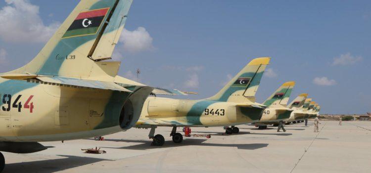 Λιβύη: Συνετρίβη μαχητικό αεροσκάφος νότια της Τρίπολης | tovima.gr