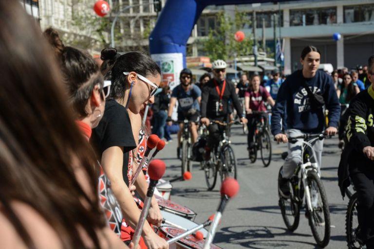 Ολοκληρώθηκε ο 26ος Ποδηλατικός Γύρος της Αθήνας | tovima.gr