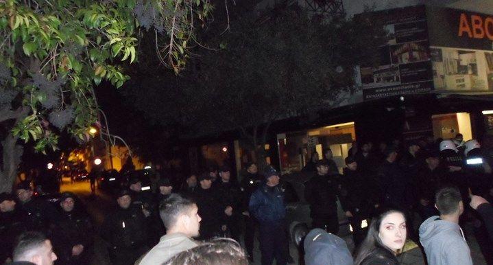 Αρβανίτης για επεισόδια στην Κατερίνη: «Φασίστες» οι διαμαρτυρόμενοι | tovima.gr