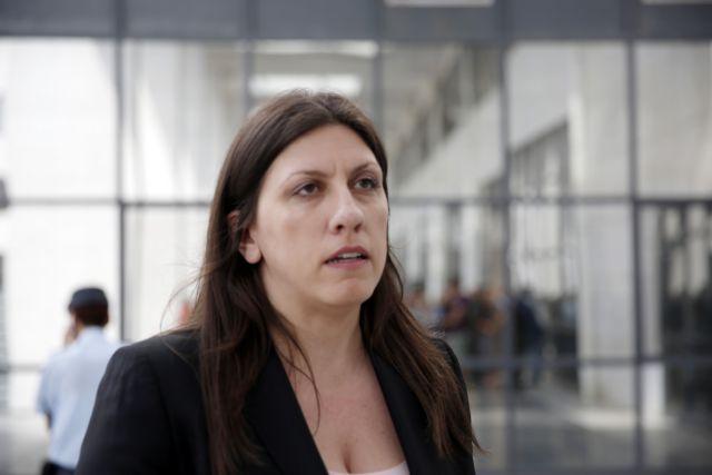 Κωνσταντοπούλου: Η  Δούρου έκλαψε για τον εαυτό της, όχι για τα θύματα της εγκληματικής της αδράνειας | tovima.gr