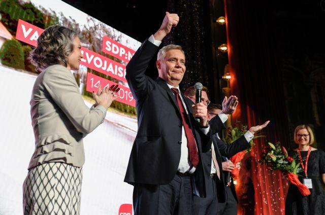 Φινλανδία: Οι Σοσιαλδημοκράτες νίκησαν τους ακροδεξιούς με οριακή διαφορά | tovima.gr