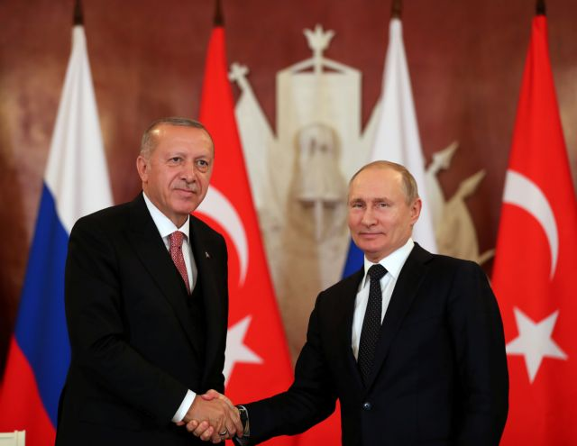 Turkey says it will use S-400 missiles to 'shield' the Aegean as well | tovima.gr