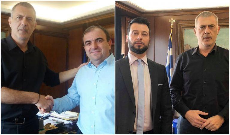 Δύο νέοι υποψήφιοι με τον «Πειραιάς Νικητής» του Γιάννη Μώραλη | tovima.gr