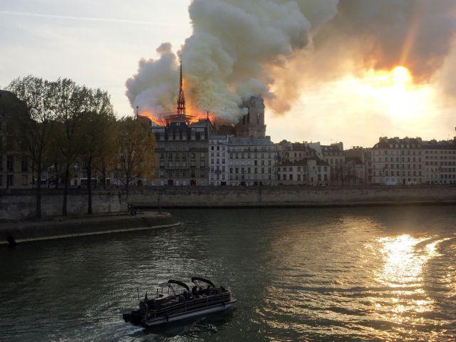 Συγκλονιστική μαρτυρία Έλληνα κατοίκου Παρισιού: Ήταν σαν κρατήρας ηφαιστείου   tovima.gr