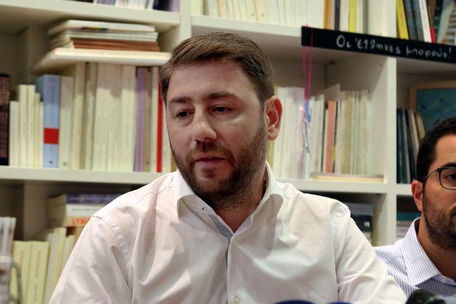 Ανδρουλάκης: Σημαντικός ο νέος ευρωπαϊκός μηχανισμός πολιτικής προστασίας | tovima.gr