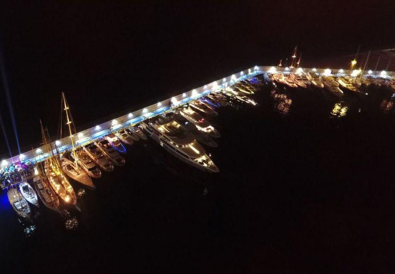 Για τέταρτη χρονιά στον Πειραιά η έκθεση East Med Yacht Show | tovima.gr