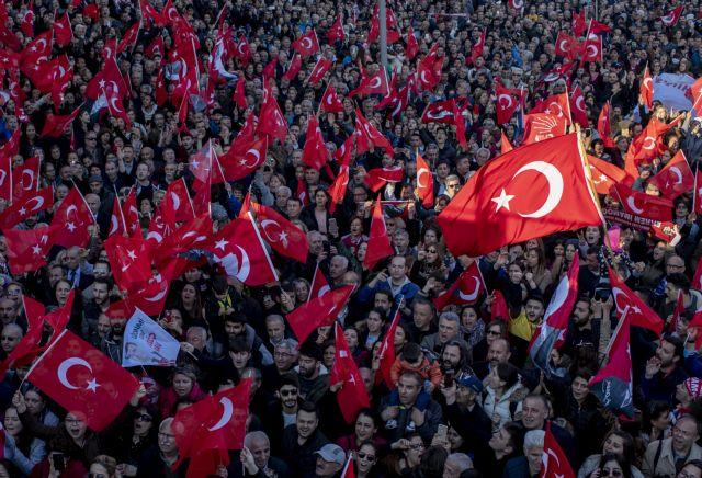 Τουρκία επίμονα προκλητική: Δόθηκαν στην Ελλάδα πέντε νησιά που μας ανήκουν   tovima.gr