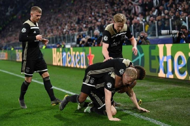 Μόνο ο Άγιαξ : Από το 2ο προκριματικό στους «4» του Champions League | tovima.gr
