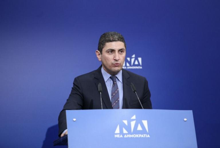 Αυγενάκης: Λαϊκιστής ο Τσίπρας, έχει εξαπατήσει τους πολίτες | tovima.gr