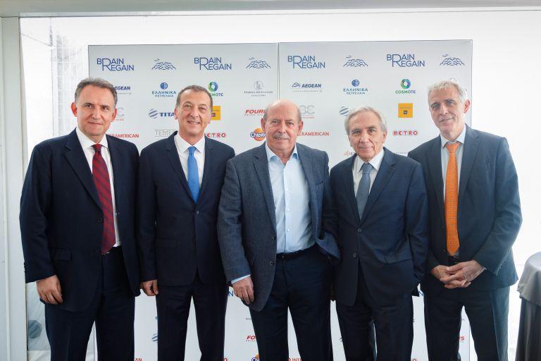 BRAIN REGAIN: Συμμαχία εταιρειών και στελεχών | tovima.gr
