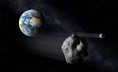 Αστεροειδής μεγέθους πολυκατοικίας θα περάσει σήμερα ανάμεσα από Γη και Σελήνη   tovima.gr