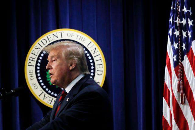 ΗΠΑ: Δεν προκύπτει συνεργασία Τραμπ – Ρωσίας στις εκλογές του 2016 | tovima.gr
