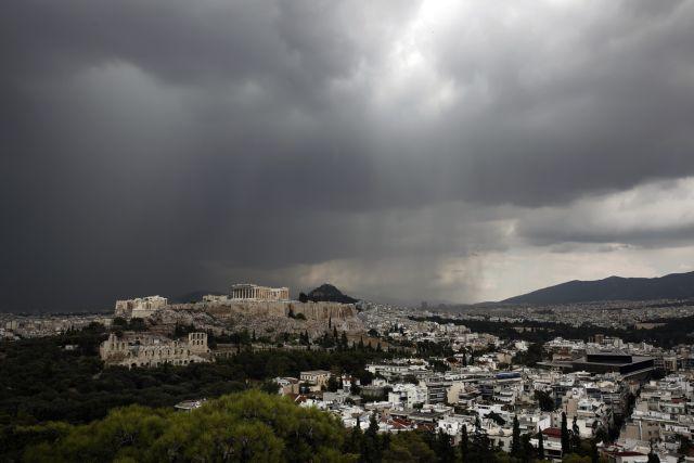 Ακρόπολη: Κλειστή και σήμερα ενόψει ισχυρής καταιγίδας | tovima.gr