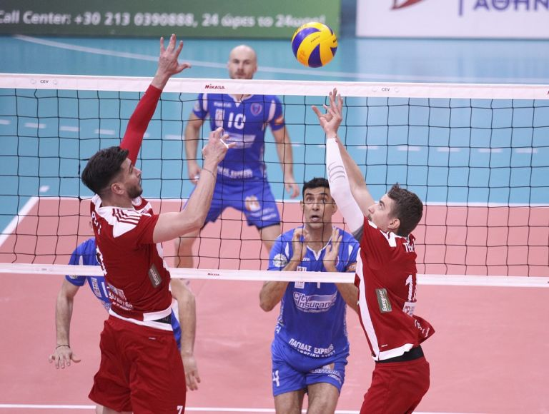 Volley League: Το πρόγραμμα των ημιτελικών | tovima.gr