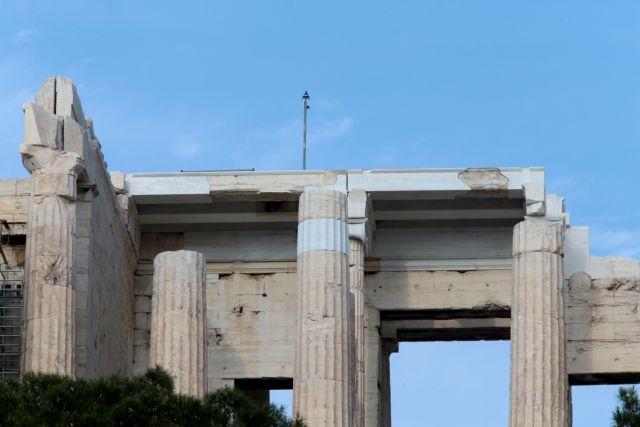 Ακρόπολη: Έργα για αποκατάσταση της αντικεραυνικής προστασίας της | tovima.gr