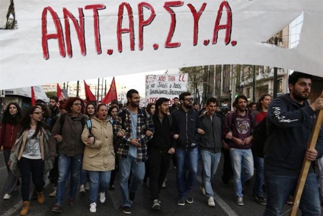ΑΝΤΑΡΣΥΑ: Οι υποψήφιοι ευρωβουλευτές της | tovima.gr