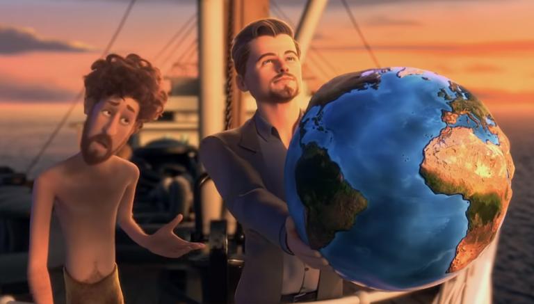 «Εarth»: Αnimated βίντεο για τη Γη με πολλές συμμετοχές διασήμων | tovima.gr