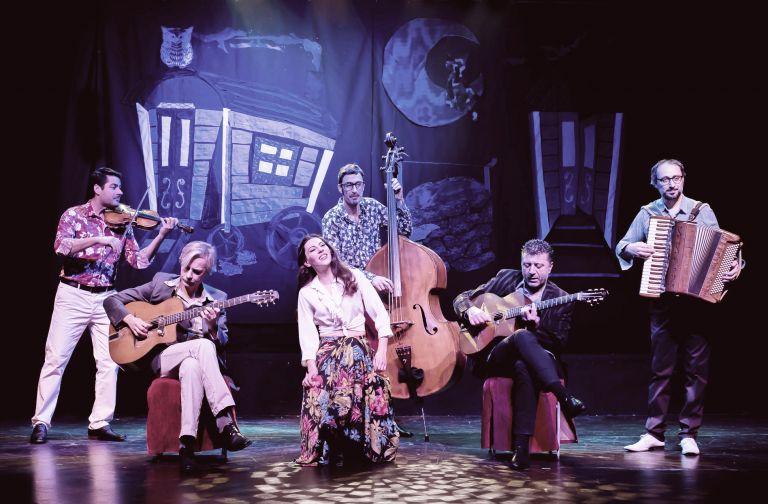 Οι Gadjo Dilo το Σάββατο στο Studio Mabrida | tovima.gr