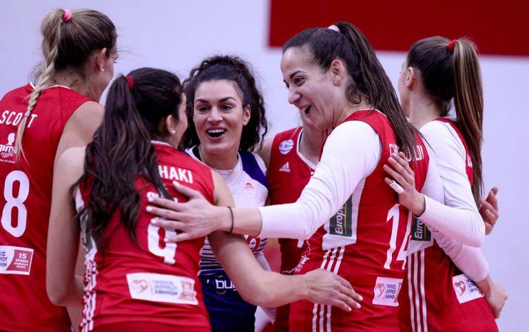 Volley League γυναικών : Αντίστροφη μέτρηση για τον πρώτο τελικό | tovima.gr