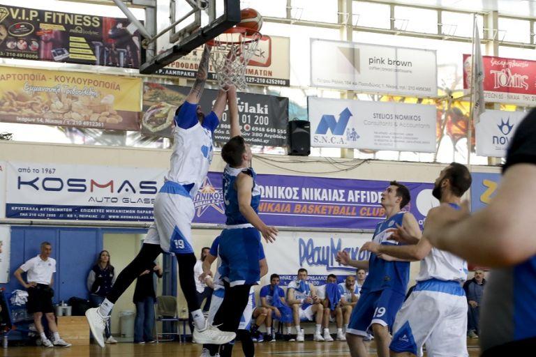 Ούτε στο NBA αυτά: O Ιωνικός διέλυσε τον Εθνικό με παρολίγον…200αρα! | tovima.gr